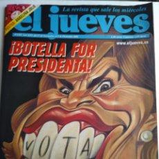 Coleccionismo de Revista El Jueves: EL JUEVES. Lote 182384205