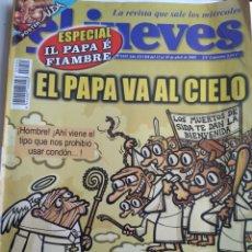 Coleccionismo de Revista El Jueves: EL JUEVES. Lote 182384347