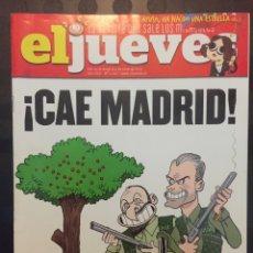 Coleccionismo de Revista El Jueves: EL JUEVES N.2192 CAE MADRID 2019. Lote 182901463