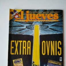 Coleccionismo de Revista El Jueves: REVISTA EL JUEVES Nº 1010. Lote 183179150
