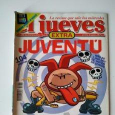 Coleccionismo de Revista El Jueves: REVISTA EL JUEVES Nº 1084. Lote 183179400