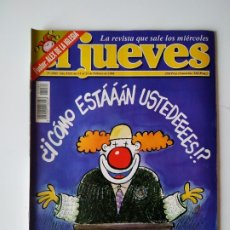 Coleccionismo de Revista El Jueves: REVISTA EL JUEVES Nº 1082. Lote 183179566