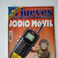 Coleccionismo de Revista El Jueves: REVISTA EL JUEVES Nº 1078. Lote 183179983