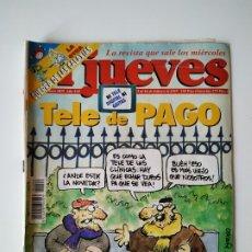Coleccionismo de Revista El Jueves: REVISTA EL JUEVES Nº 1029. Lote 183180385