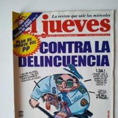 Coleccionismo de Revista El Jueves: REVISTA EL JUEVES Nº 1318. Lote 183180633