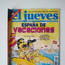 Coleccionismo de Revista El Jueves: REVISTA EL JUEVES Nº 1314. Lote 183180813