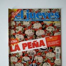 Coleccionismo de Revista El Jueves: REVISTA EL JUEVES Nº 1312. Lote 183181110