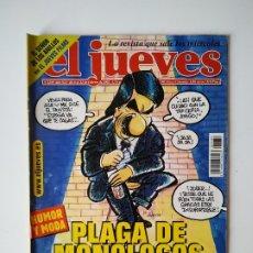 Coleccionismo de Revista El Jueves: REVISTA EL JUEVES Nº 1289. Lote 183182046