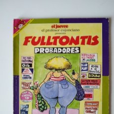Coleccionismo de Revista El Jueves: PENDONES DEL HUMOR Nº 143 EL JUEVES. Lote 183184538
