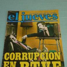 Coleccionismo de Revista El Jueves: REVISTA EL JUEVES AÑO I - NUMERO 29 - DICIEMBRE DE 1977.. Lote 183445173