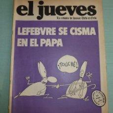 Coleccionismo de Revista El Jueves: REVISTA EL JUEVES AÑO I - NUMERO 7 - 1977.. Lote 183445178