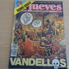 Coleccionismo de Revista El Jueves: REVISTA EL JUEVES NÚM. 650 NOVIEMBRE 1989. Lote 183593550