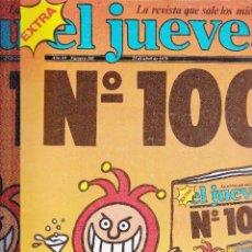 Coleccionismo de Revista El Jueves: EXTRA EL JUEVES Nº 100 -1979. Lote 183660918