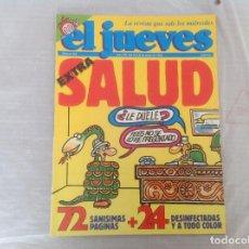 Coleccionismo de Revista El Jueves: REVISTA EL JUEVES N 563. -1988. Lote 183710847