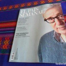 Coleccionismo de Revista El Jueves: EL PAÍS SEMANAL Nº 2244. 29-9-19. WOODY ALLEN, PORTUGAL, GOLPISMO EN GUATEMALA.. Lote 183722578