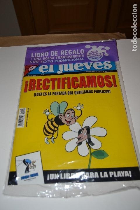 REVISTA EL JUEVES Nº 1574 - DEL 25 AL 31 DE JULIO DE 2007 - EJEMPLAR RECTIFICATIVO AL Nº1573 (Coleccionismo - Revistas y Periódicos Modernos (a partir de 1.940) - Revista El Jueves)