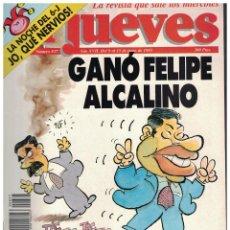 Coleccionismo de Revista El Jueves: EL JUEVES Nº 837 - (1993). Lote 183982371