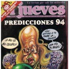Coleccionismo de Revista El Jueves: EL JUEVES Nº 866 - (1994). Lote 184000718