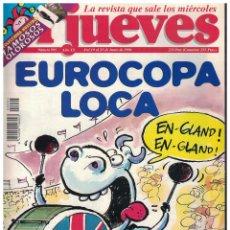 Colecionismo da Revista El Jueves: EL JUEVES Nº 995 - (1996). Lote 184087011