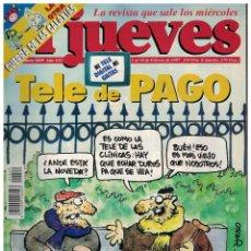 Coleccionismo de Revista El Jueves: EL JUEVES Nº 1029 - (1997). Lote 184174917