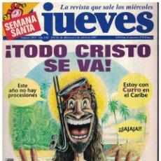 Coleccionismo de Revista El Jueves: EL JUEVES Nº 1035 - (1997). Lote 184175176