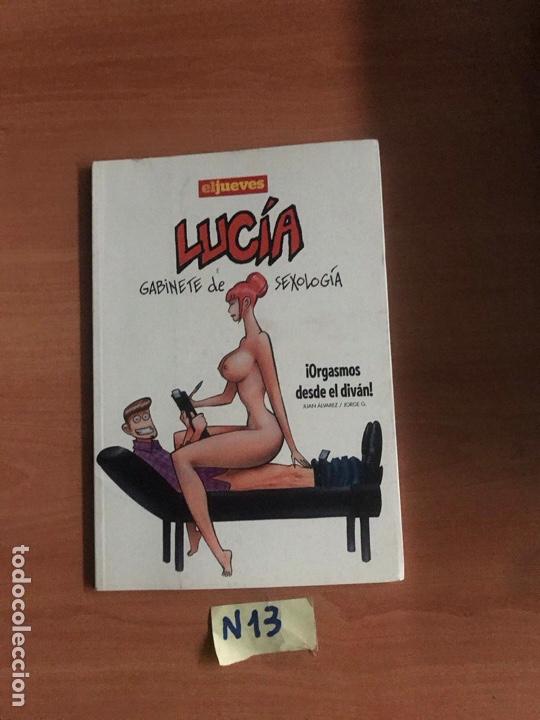 EL JUEVES LUCÍA (Coleccionismo - Revistas y Periódicos Modernos (a partir de 1.940) - Revista El Jueves)