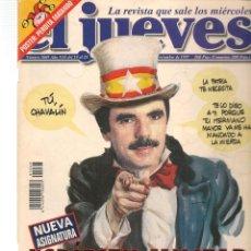Coleccionismo de Revista El Jueves: EL JUEVES. Nº 1069. CON POSTER. 25 NOVIEMBRE 1997. (ST/SL). Lote 184546711