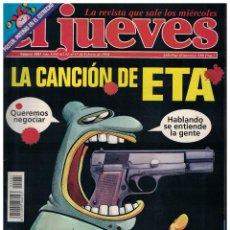 Collectionnisme de Magazine El Jueves: EL JUEVES Nº 1081 - (1998). Lote 184905897