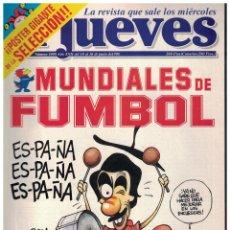 Colecionismo da Revista El Jueves: EL JUEVES Nº 1098 - (1998). Lote 286601228