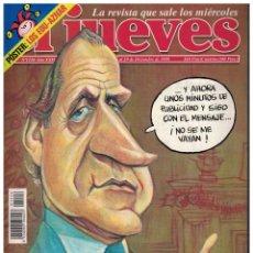 Collectionnisme de Magazine El Jueves: EL JUEVES Nº 1126 - (1998). Lote 185676207