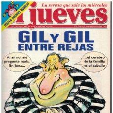 Collectionnisme de Magazine El Jueves: EL JUEVES Nº 1130 (1999). Lote 185733815