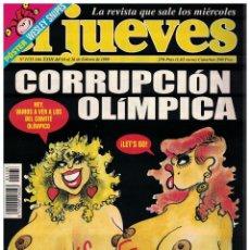 Collectionnisme de Magazine El Jueves: EL JUEVES Nº 1133 (1999). Lote 185733985