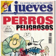 Collectionnisme de Magazine El Jueves: EL JUEVES Nº 1134 (1999). Lote 185734015