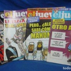 Coleccionismo de Revista El Jueves: EL JUEVES Nº 1844, 1854, 1892, 2153 - 4 UNIDADES. Lote 185926743