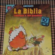 Coleccionismo de Revista El Jueves: EL JUEVES, COLECCIÓN PENDONES DEL HUMOR N° 49, JOSÉ LUIS MARTÍN.. Lote 186265398