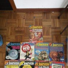 Coleccionismo de Revista El Jueves: LOTE REVISTAS EL JUEVES AÑO 2003. Lote 186295831