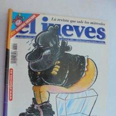 Coleccionismo de Revista El Jueves: REVISTA EL JUEVES - Nº 1241 - MARZO 2001.. Lote 186342550