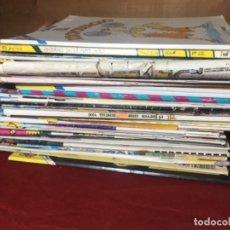 Coleccionismo de Revista El Jueves: ORIGINAL..LOTE COLECCIÓN 48 EJEMPLARES DE EL JUEVES. Lote 186409128