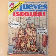 Coleccionismo de Revista El Jueves: EL JUEVES NUM 817. SEQUIA.. Lote 187303417