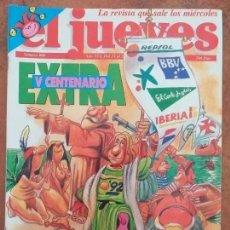 Coleccionismo de Revista El Jueves: EL JUEVES NUM 800 EXTRA V CENTENARIO. Lote 187309306