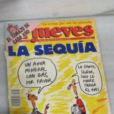 Coleccionismo de Revista El Jueves: EL JUEVES Nº 638. AGOSTO 1989.. Lote 188689545