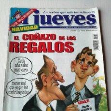 Coleccionismo de Revista El Jueves: EL JUEVES 1176 DICIEMBRE 1999 EL COÑAZO DE LOS REGALOS. Lote 191330116