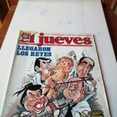 Coleccionismo de Revista El Jueves: EL JUEVES 397 ENERO 1985 LLEGARON LOS REYES. Lote 192476565