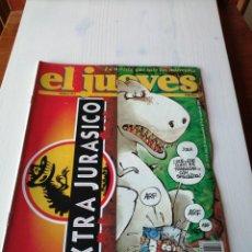 Colecionismo da Revista El Jueves: EL JUEVES 853 SEPTIEMBRE OCTUBRE 1993EXTRA JURÁSICO. Lote 192477261