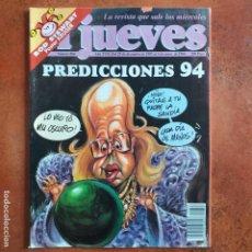 Coleccionismo de Revista El Jueves: EL JUEVES NUM 866. PREDICCIONES 94. Lote 193038242