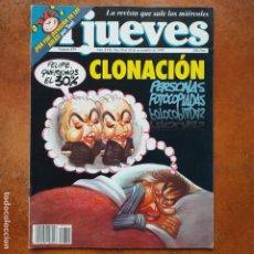 Coleccionismo de Revista El Jueves: EL JUEVES NUM 859. CLONACIÓN . Lote 193346791