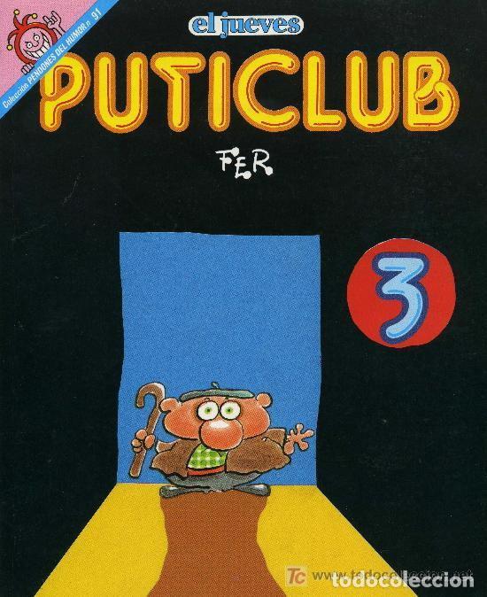 PENDONES Nº 91 - PUTICLUB (Coleccionismo - Revistas y Periódicos Modernos (a partir de 1.940) - Revista El Jueves)