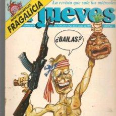 Coleccionismo de Revista El Jueves: EL JUEVES. Nº 659. LA RAMBADA EN PANAMÁ. 10 ENERO 1990. (ST/SL). Lote 194962557