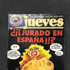 Coleccionismo de Revista El Jueves: EL JUEVES REVISTA DE 1996 NÚMERO 960. Lote 195265426