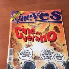 Coleccionismo de Revista El Jueves: REVISTA EL JUEVES 1108. Lote 195282740